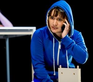 "Josipa Draisma in Grace De Morgan's ""Ikea"". Photo by Marnya Rothe"